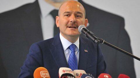 Süleyman Soylu: Jandarma 'kırmızı liste'ye bir çizgi çekti, yanına 'turuncu' ekledi