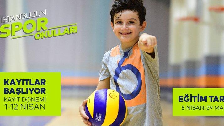 Spor İstanbul Okulları'nda 2. dönem başlıyor