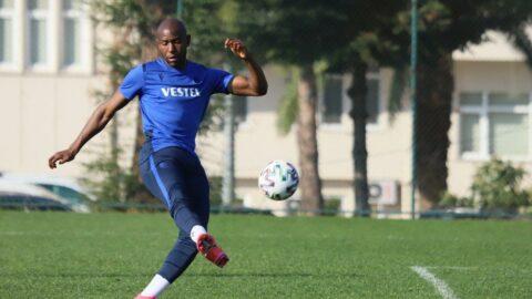 Benik Afobe hem Trabzonspor'u hem de Stoke City'i hayal kırıklığına uğrattı