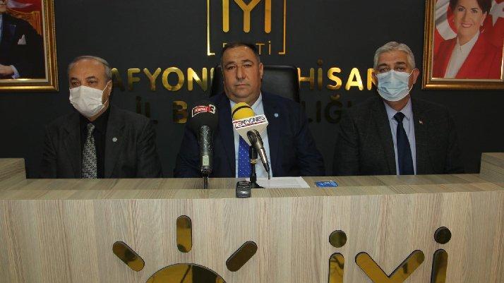 İYİ Partili Mısırlıoğlu'dan AKP teşkilatı hakkında çarpıcı iddia