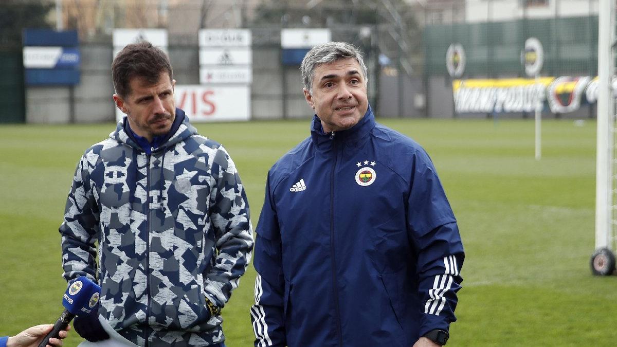 Fenerbahçe Emre Belözoğlu'nun yardımcısı Erdinç Sözer'i açıkladı