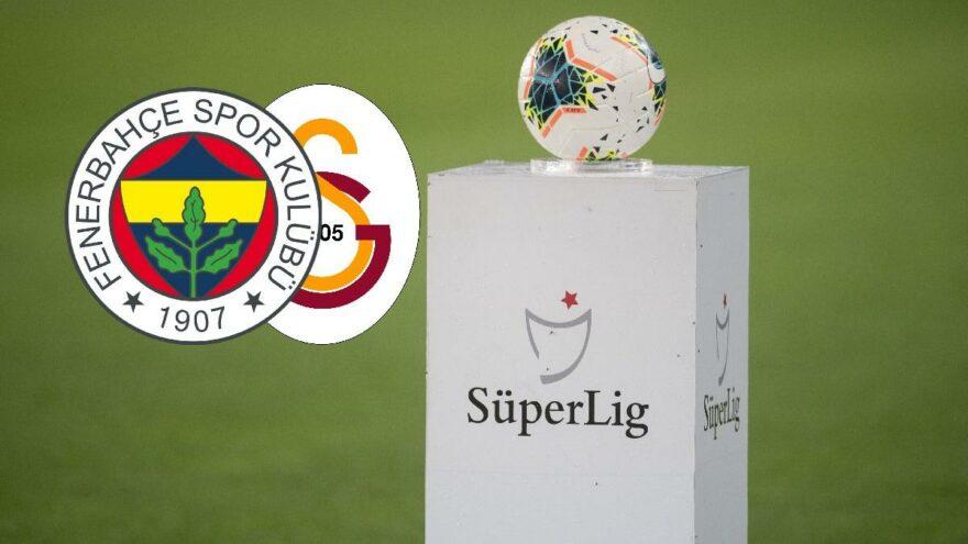 Fenerbahçe ve Galatasaray'ın '28 şampiyonluk' savaşı!