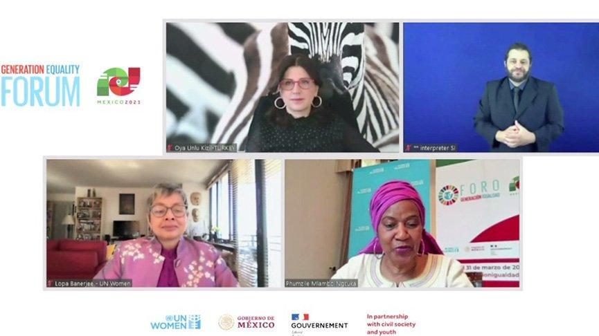 Koç Holding'den dijital dönüşümde cinsiyet eşitliği mesajı
