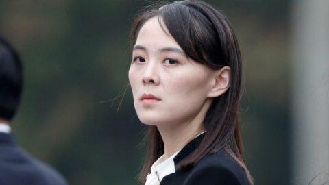 Kim Jong-un'un kız kardeşinden bir salvo daha: Amerika'nın papağanı