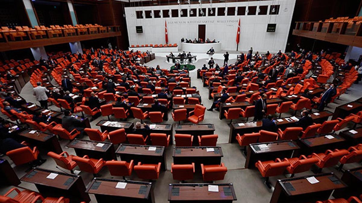 Güvenlik Soruşturması teklifi muhalefet oylarıyla reddedildi! 'AKP ve MHP milletvekilleri şaşkın'