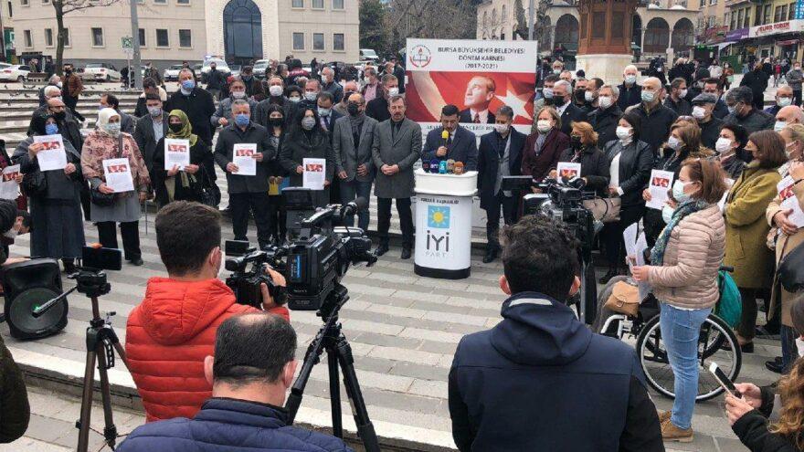 İYİ Parti'den Erdoğan'a çağrı: Aktaş'ı görevden alın