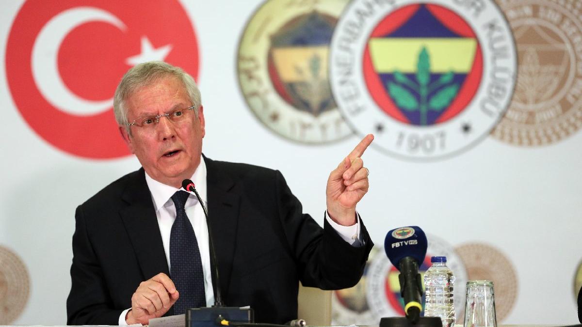 Eski Fenerbahçe Başkanı Aziz Yıldırım'dan Galatasaray'a sert sözler