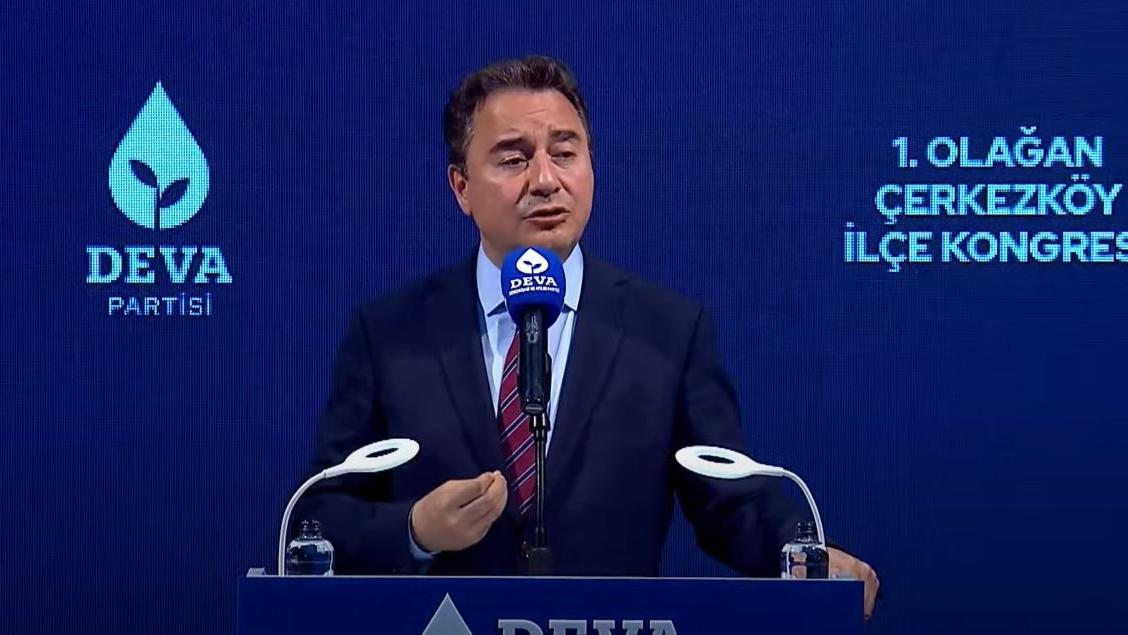 Ali Babacan: Tek bir imzanın maliyeti 531 milyar lira