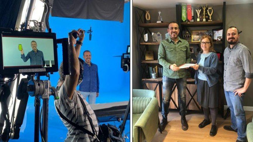 Haluk Levent, işsiz kalan müzik emekçileri için reklam filminde oynadı