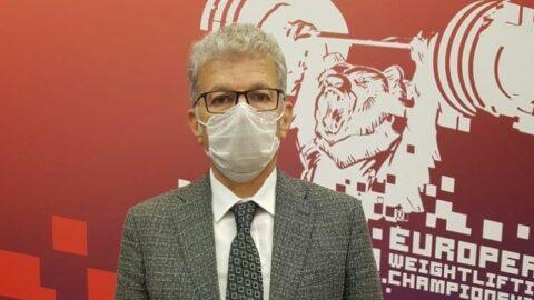 Hasan Akkuş, Avrupa Halter Federasyonu başkanı oldu