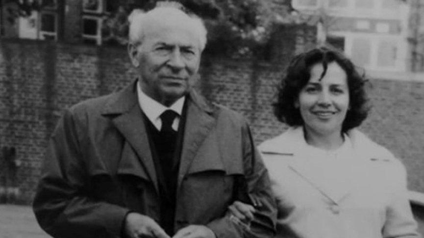 Muhsin Ertuğrul'un eşi Handan Ertuğrul hayatını kaybetti
