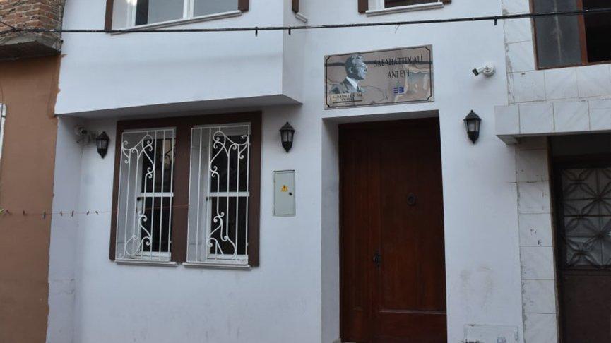 Sabahattin Ali'nin Edremit'teki evi ziyarete açılıyor