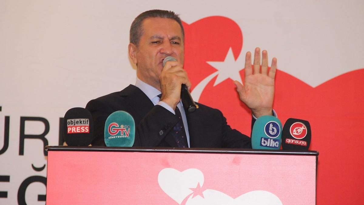Mustafa Sarıgül: Kimsenin gücü yetmeyecektir