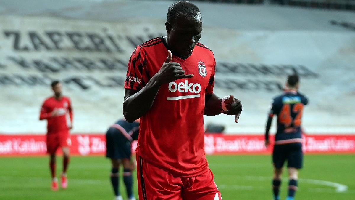 Beşiktaş'tan Aboubakar açıklaması! Hangi maçlarda oynayamayacak?