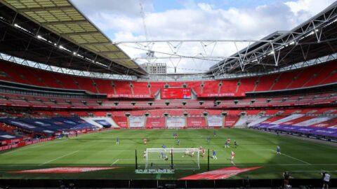 İngiltere taraftarlı maçı test edecek