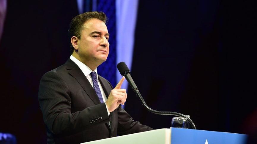 Ali Babacan: Açıklamazsanız kayıtları açıp vatandaşlarımıza göstereceğiz