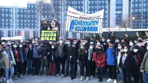 Kadıköy'deki Boğaziçi eylemlerine ilişkin davada tutuklu sanıklara tahliye