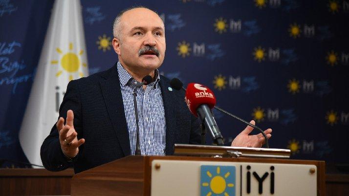 Usta: AKP'nin en iyi yaptığı şey; hata yapmak