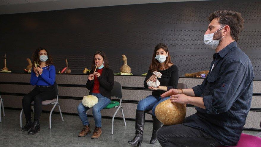 Sebze orkestrası