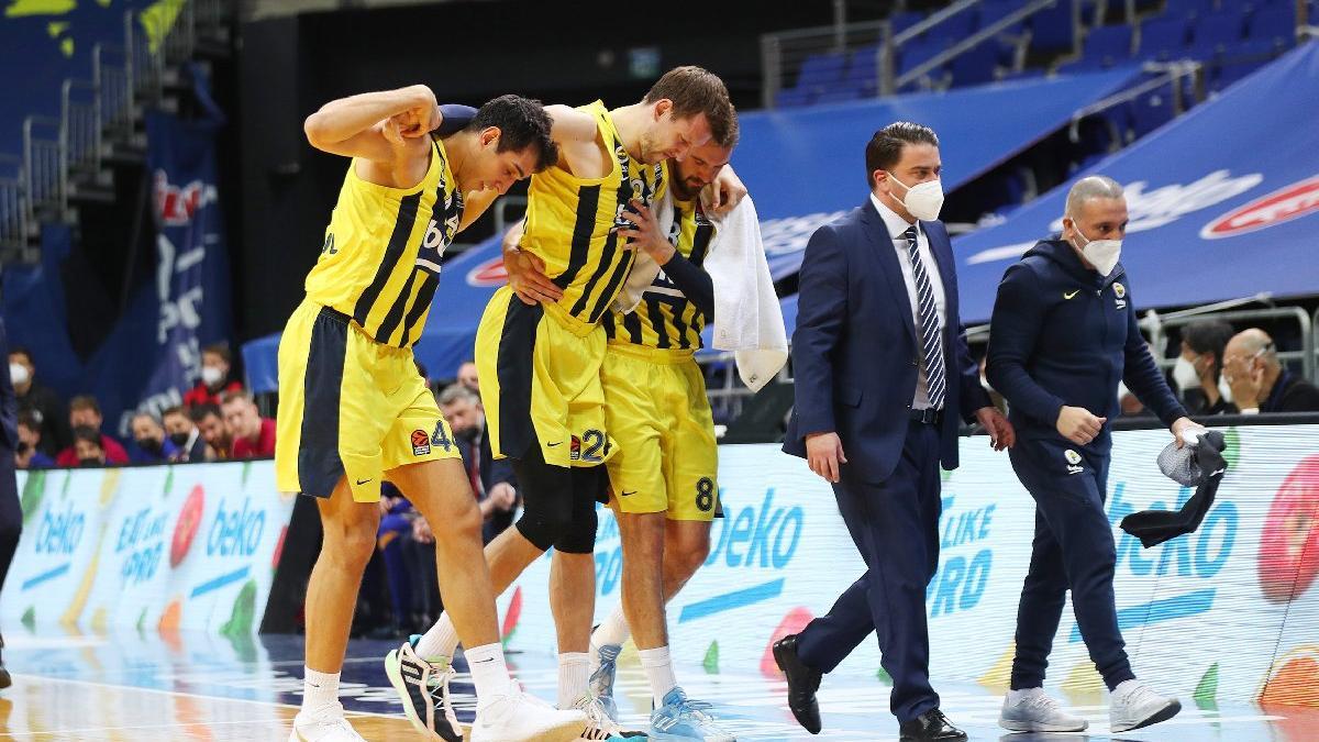 Fenerbahçe'de Jan Vesely depremi! 'Keşke maçı kaybetseydik'