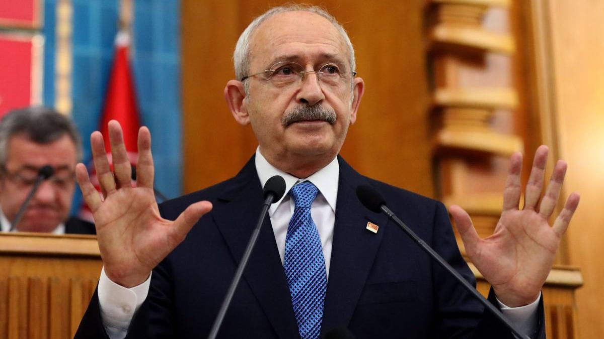 Kılıçdaroğlu: Bahçeli bütün geleceğini Erdoğan'ın geleceğine paralel kıldı
