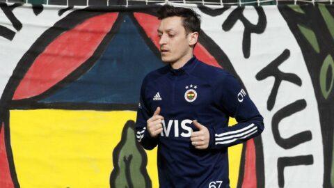 Mesut Özil'den Fenerbahçe'ye iyi haber!