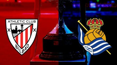 Copa del Rey'de dev final: Athletic Bilbao-Real Sociedad
