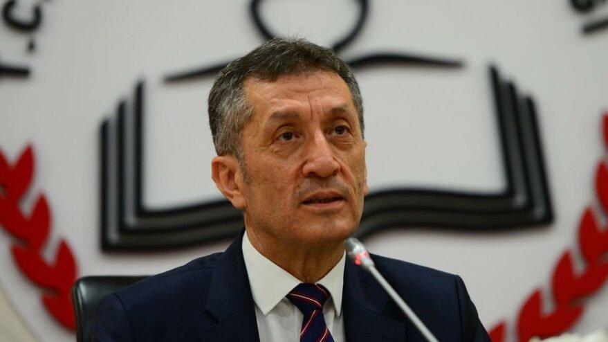 Son dakika... Milli Eğitim Bakanı Ziya Selçuk'tan yüz yüze eğitim açıklaması