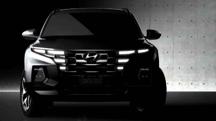 Hyundai'nin pick-up modeli belirginleşmeye başladı