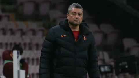 Hatayspor-Galatasaray maçı sonrası Levent Şahin: Başımıza ilk kez böyle bir şey gelmiyor