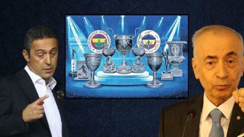 Bir varmış bir yokmuş! Fenerbahçe ile Galatasaray'ın 28 şampiyonluk kapışması