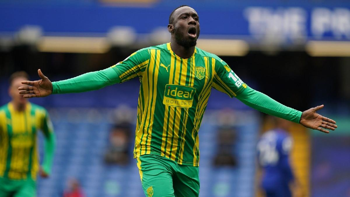 Mbaye Diagne attı, West Bromwich Chelsea'yi yıktı: 2-5