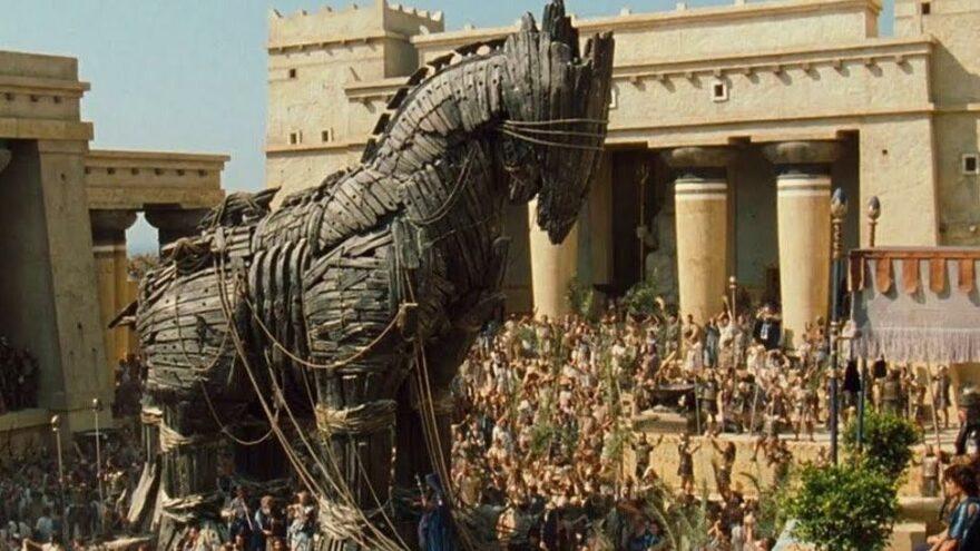 Troya Savaşının kaderini salgın belirledi - Kültür-Sanat haberleri