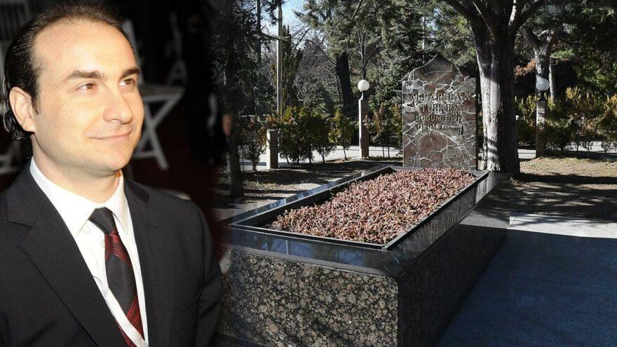 Türkeş'in oğlu kabir ziyaretine alınmadı
