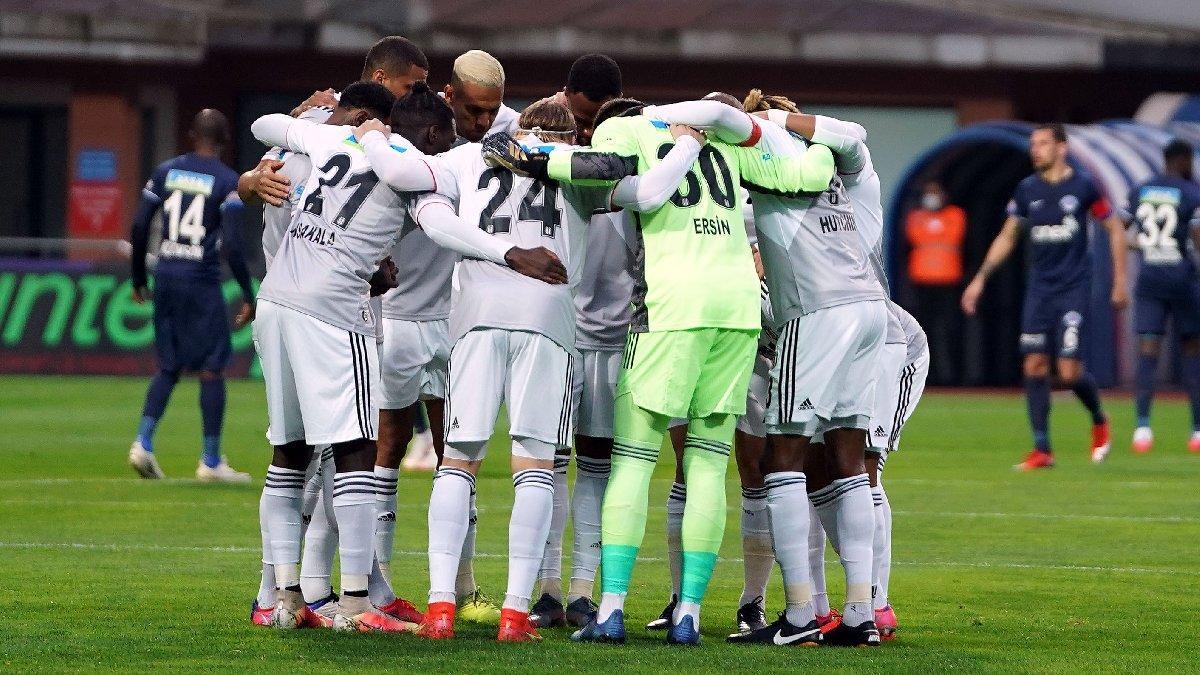 Eksik Beşiktaş'a gençler bile çare olamadı