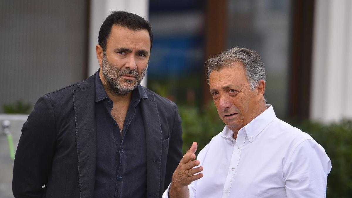 Beşiktaş Asbaşkanı Emre Kocadağ'dan Halil Umut Meler tepkisi: 'Hodri meydan'
