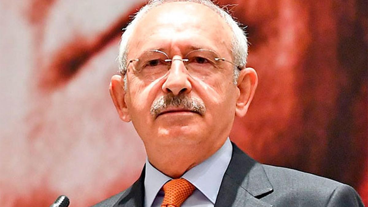 CHP lideri Kılıçdaroğlu'ndan emekli amirallerin bildirisiyle ilgili açıklama