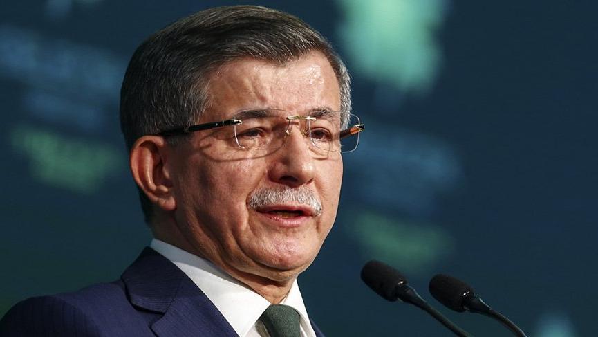 Ahmet Davutoğlu: Sayın Cumhurbaşkanı'na tarihi bir şekilde çağrıda bulunmak istiyorum