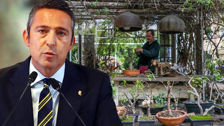 Evinin bahçesinde yapıp tanesini 300 bin liradan satıyor! Ali Koç bile müşterisi