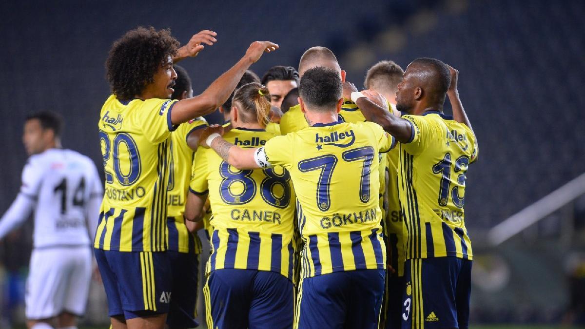 Hem Samatta hem Fenerbahçe geri döndü: 1-0
