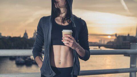 Yağ yakımını artıran yöntem: Sabahları spordan yarım saat önce kahve