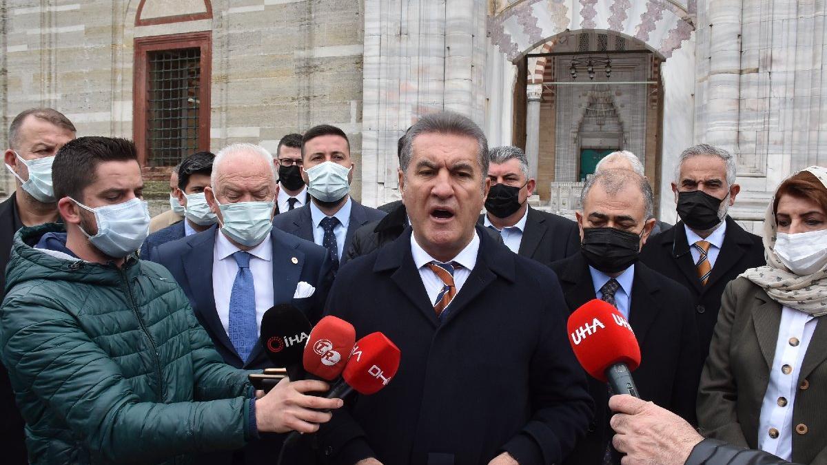 Mustafa Sarıgül'den bildiri tepkisi