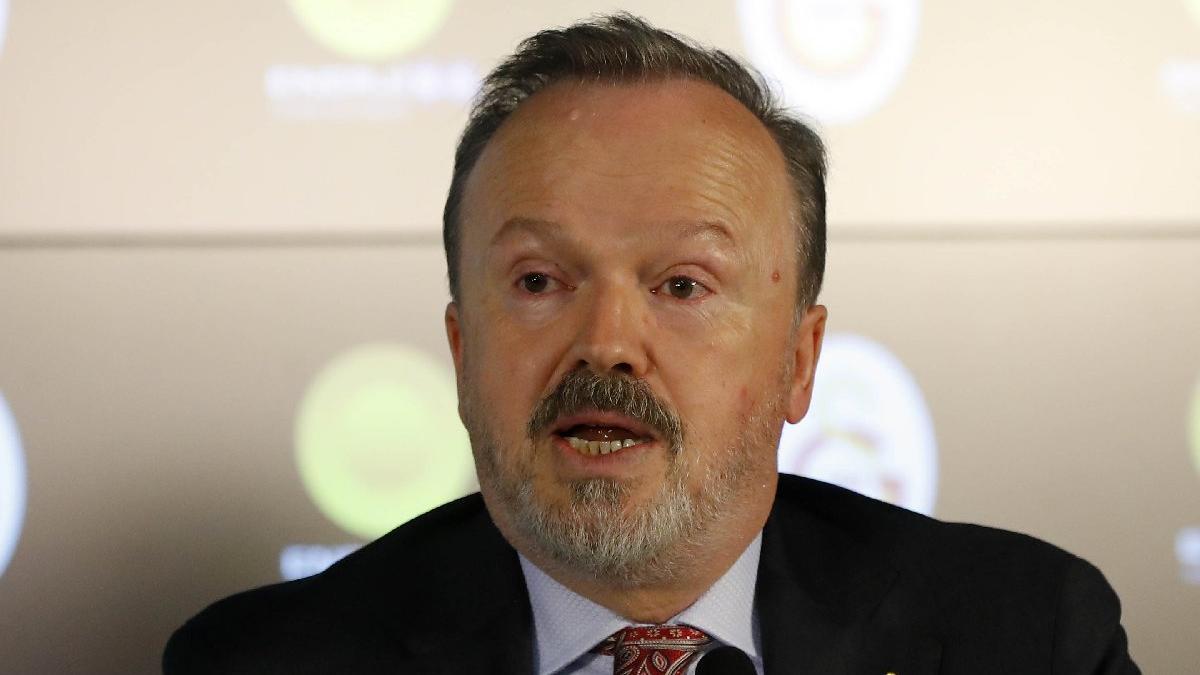 Galatasaray Başkan Yardımcısı Yusuf Günay'dan Vahdettin Engin'e yanıt