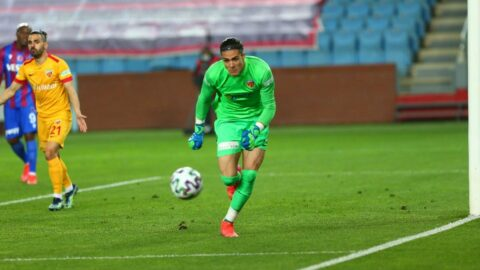 Trabzon'daki maça damga vuran adam Doğan Alemdar: 'Başım döndü, şekerim düştü'