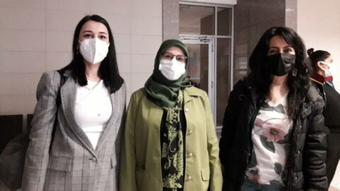 Gazeteci Melis Alphan'ın 7.5 yıl hapsi istendi