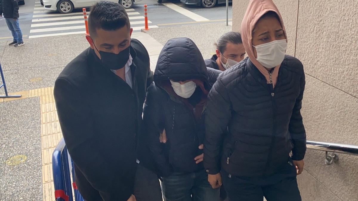 İstanbul'da nişanlı çift tuzak kurup Pakistanlı genci gasp etti