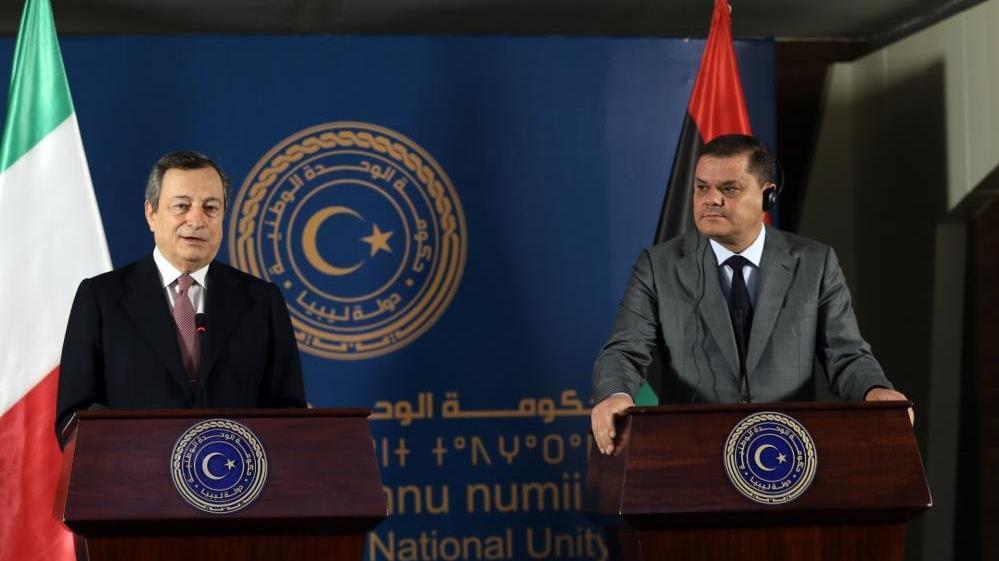 İtalya ile Libya arasında kritik görüşme