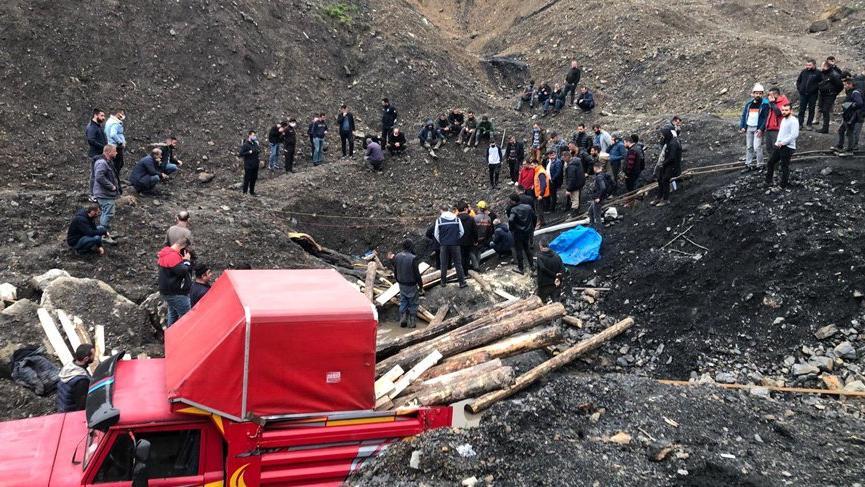 Zonguldak'ta kaçak maden ocağında göçük: 1 işçi hayatını kaybetti