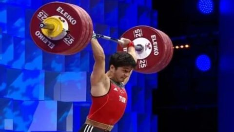 Muhammet Furkan Özbek Avrupa Şampiyonu