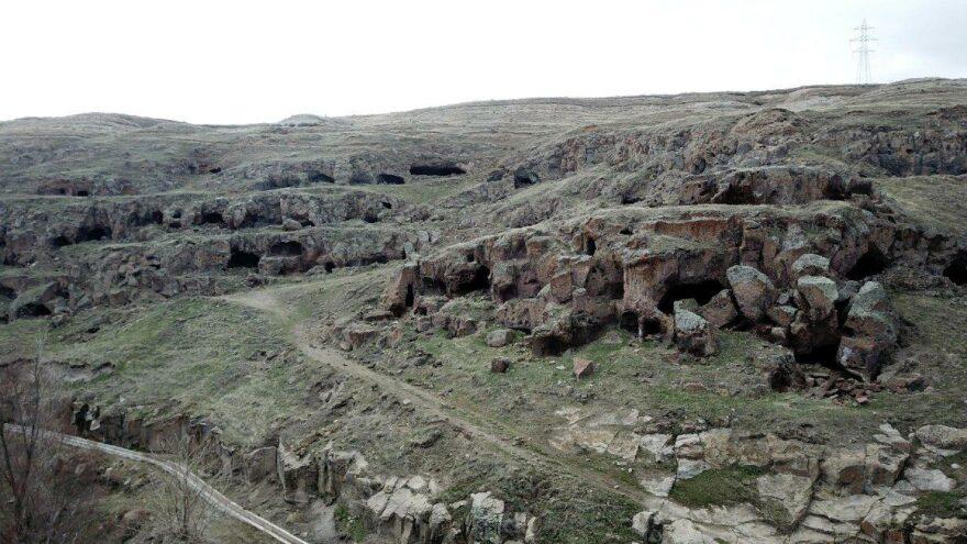 'Madavans Vadisi'nin 400 mağarası dünyaya tanıtılacak